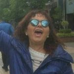 אמי יצחקי, מתנדבת עמותת אחת מתשע