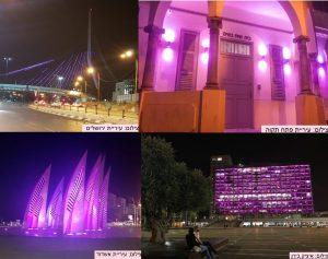 הארת בניינים - חודש המודעות