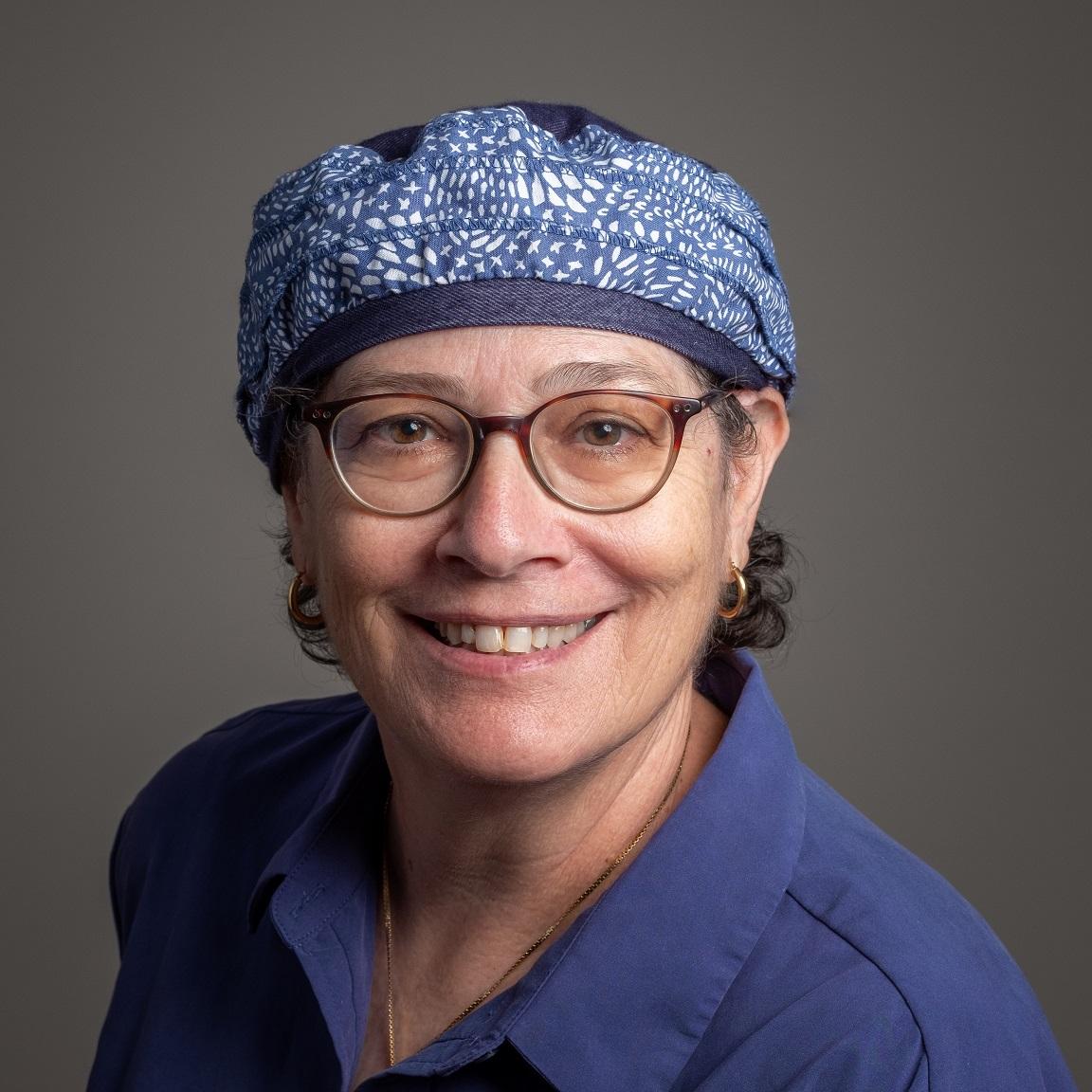 אודרי גרבר, מתנדבת העמותה