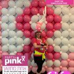 Party in Pink - מסיבת זומבה בוורוד והשנה בזום ביום שני 5.10 בשעות 11:00 ו- 17:00