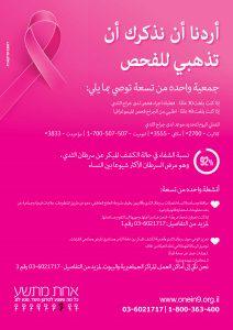 גילוי מוקדם להדפסה בערבית בגודל A4
