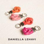 מחזיקי מפתחות של דניאלה להבי